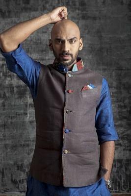 Sahil Khattar.