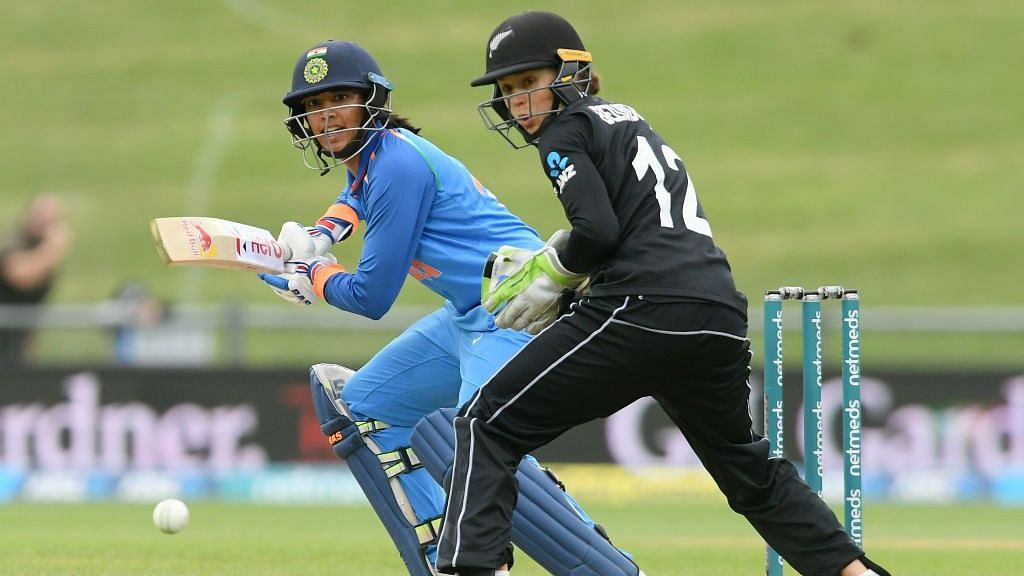 Pleased That I Did Not Throw It Away This Time: Mandhana