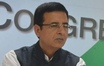 Randeep Surjewala. (File Photo: IANS)