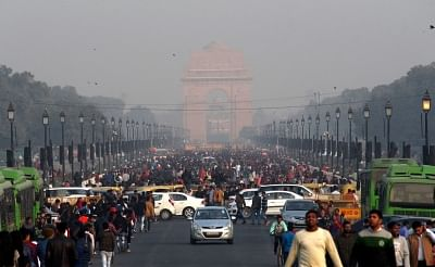 Delhi air pollution recovers, improves to 'very poor'