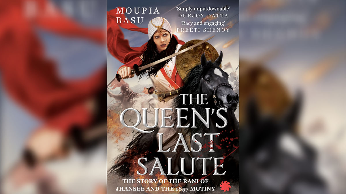 Excerpt: Laxmibai Declares Herself Queen After the King's Death