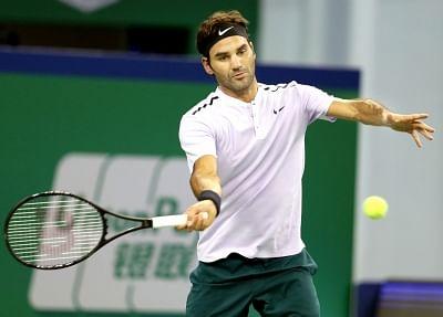 Tennis player Roger Federer. (File Photo: IANS)