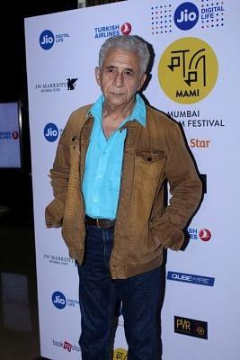 Actor Naseeruddin Shah. (Photo: IANS)