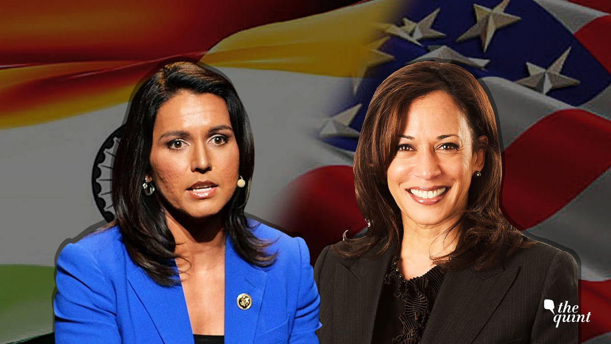 Playing the 'Indian Card': Why Identity of Harris, Gabbard Matters