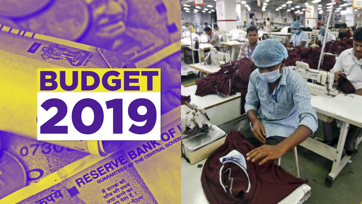Budget 2019 Must Tackle Missed Skill Development Targets