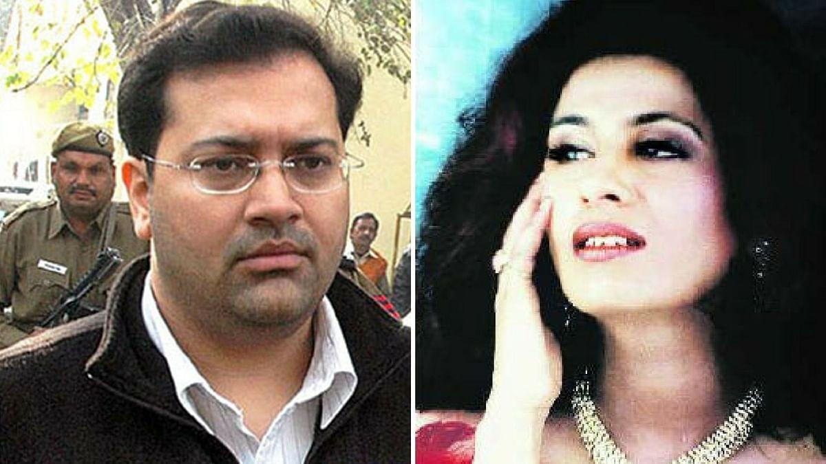 Manu Sharma (left) and Jessica Lal (right).