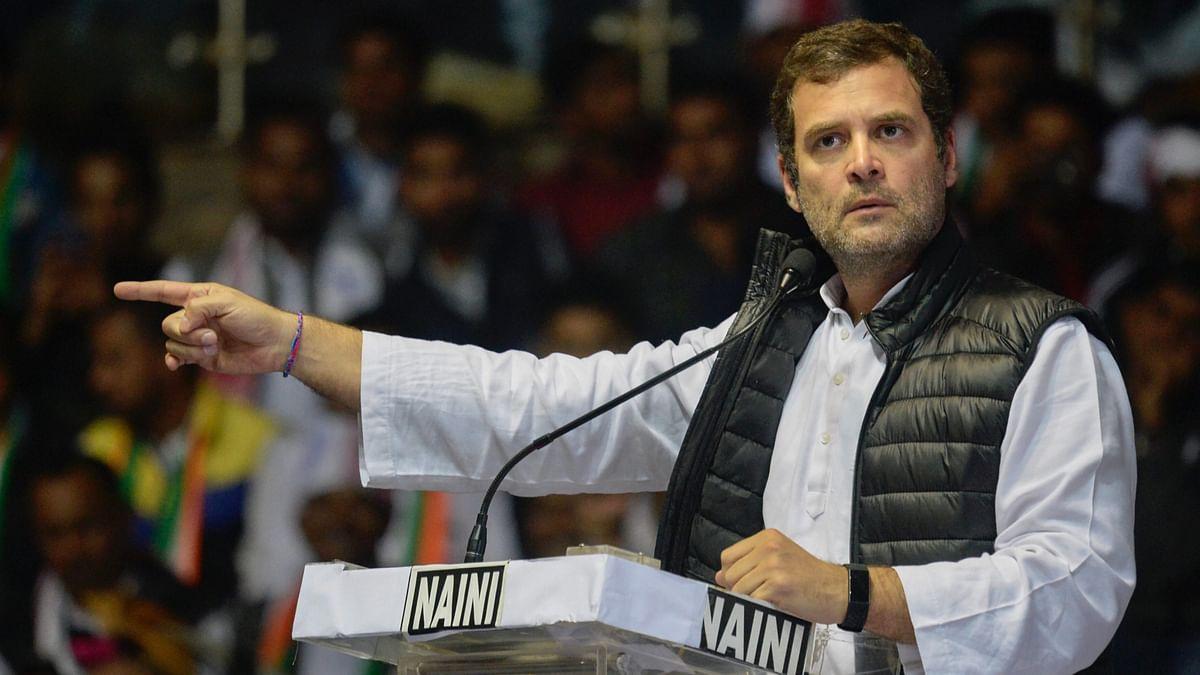 Rafale Row: Rahul Attacks PM Modi, Accuses Him of 'Selling' IAF