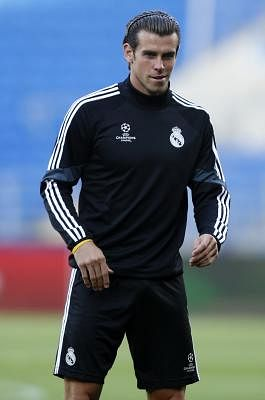 Gareth Bale. (Xinhua/Wang Lili/IANS)