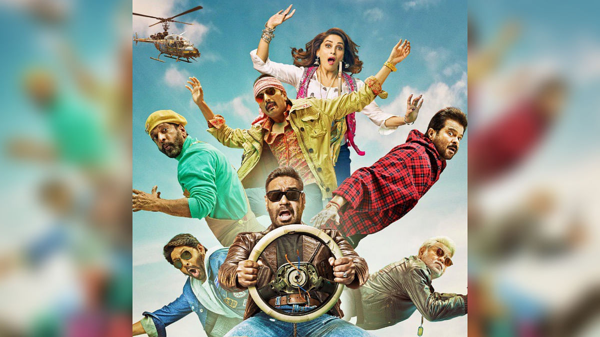 The 'Total Dhamaal' Trailer Promises a Wild & Hilarious Adventure