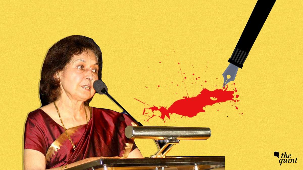 Emergency Was Dictatorship but Today It's Worse: Nayantara Sahgal