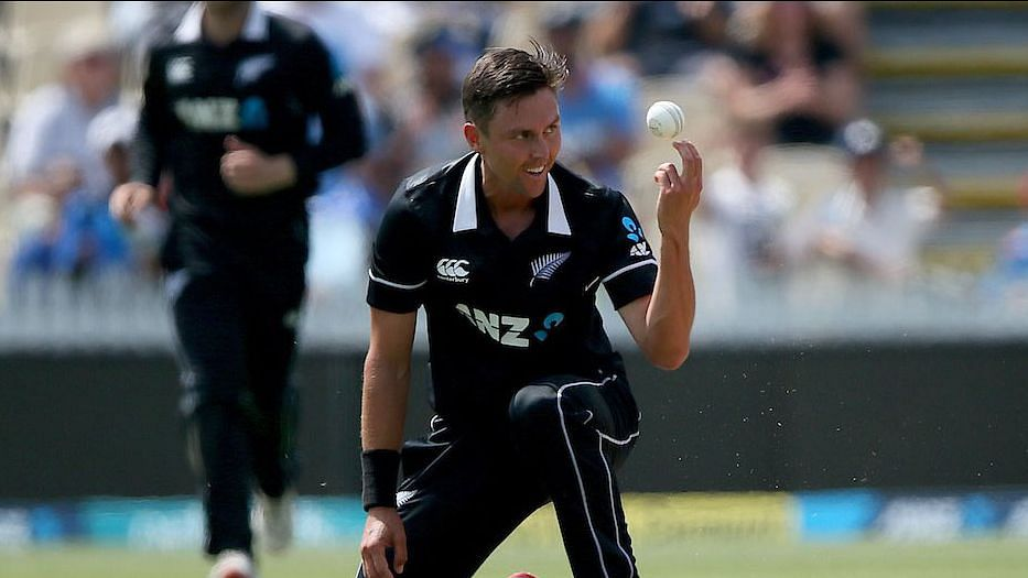 Boult picked up 4 wickets in the Warm up game against India on a seaming deck.
