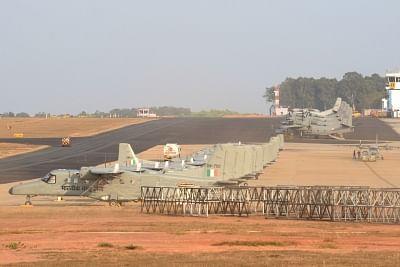 Bengaluru: Preparations underway ahead of