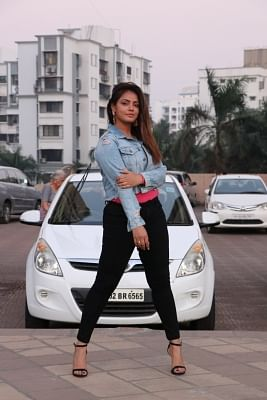 Mumbai: Actress Neetu Chandra at a photo shoot, in Mumbai, on Jan 4, 2019. (Photo: IANS)