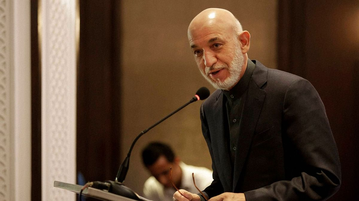 'Hype': Karzai Defends Trump's Jibe on India's Role in Afghanistan