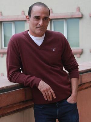 Actor Akshaye Khanna. (Photo: Amlan Paliwal/IANS)