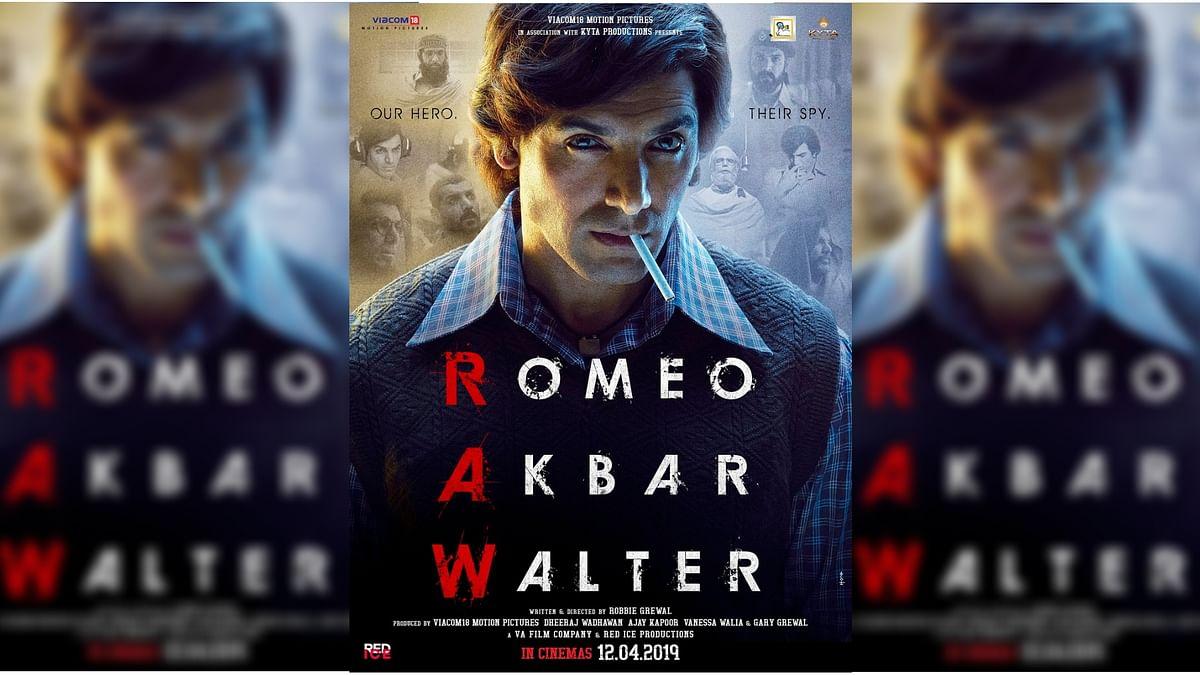 John Abraham in <i>Romeo Akbar Walter</i>.