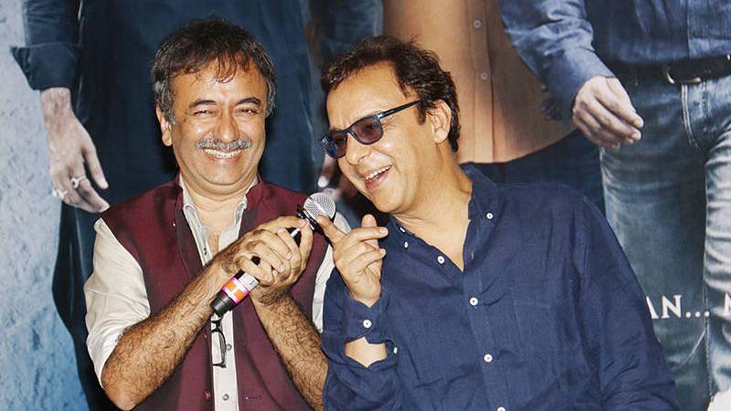 Hirani was associated as a co-producer in Chopra's next film, Ek Ladki Ko Dekha Toh Aisa Laga.