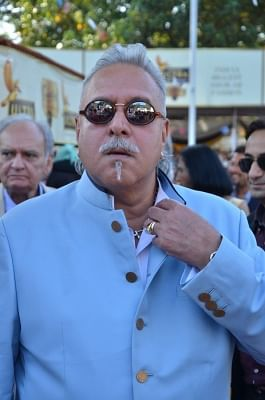 Vijay Mallya. (File Photo: IANS)