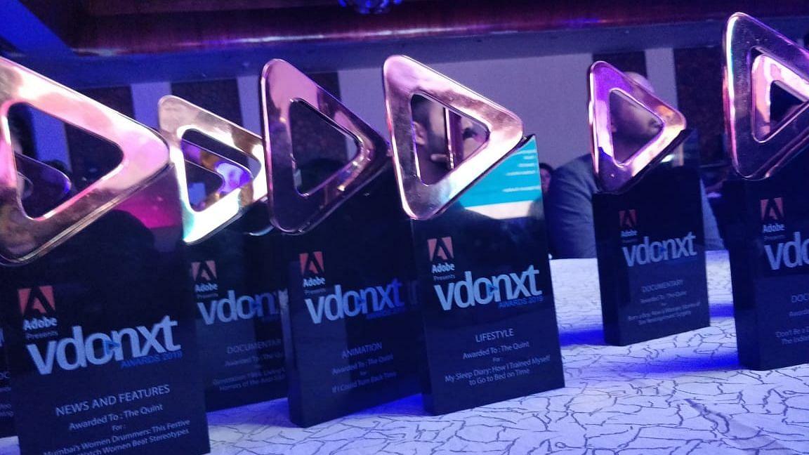 10 Big Wins for The Quint at Adobe Vdonxt Awards 2019