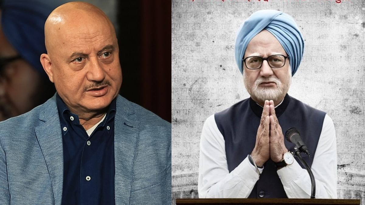 Manmohan Will Be Loved After This Film As It Shows Weakness: Kher