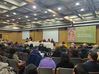 Conference on Life and Legacy of Guru Padmasambhava. (Photo Source: IIC)