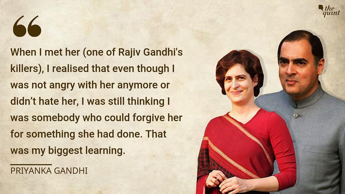 From Fury to Peace: How Priyanka Forgave Rajiv Gandhi's Killers