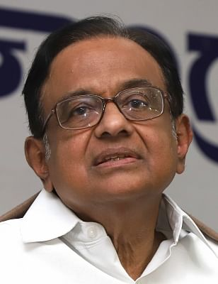 Senior Congress leader P. Chidambaram. (Photo: IANS)