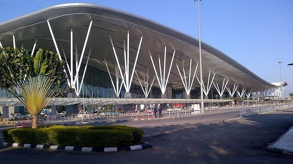 Kempegowda International Airport.