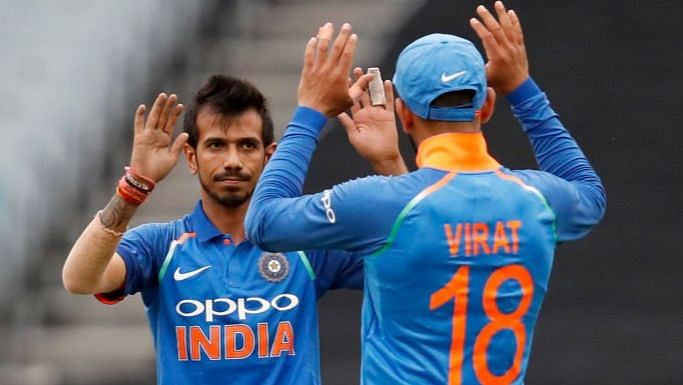 Yuzvendra Chahal Spins a Web Around the Aussies as Records Tumble