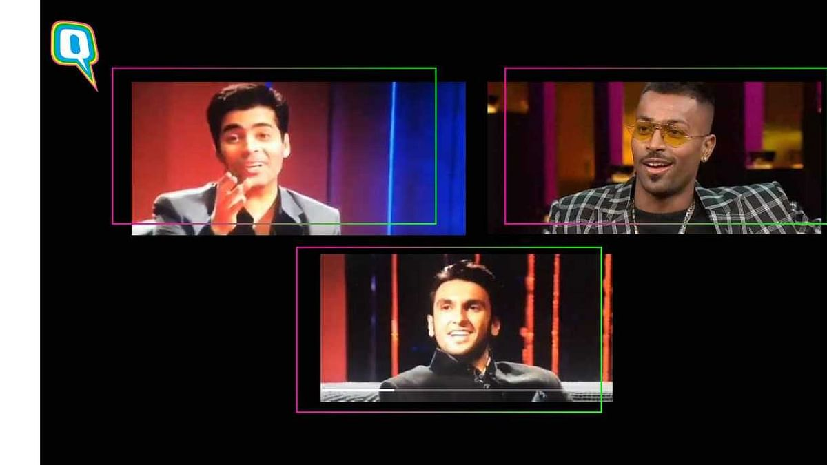 Body language speaks volumes on KwK.