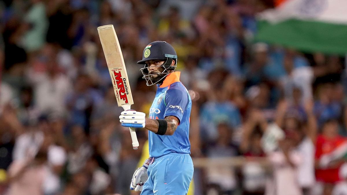 Twitter Hails 'Chase Master' Virat After Another Kohli Century