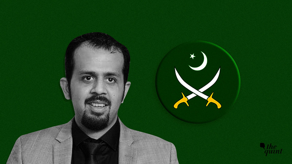 Pakistan Army's Threats Won't Silence Me: Journalist Taha Siddiqui