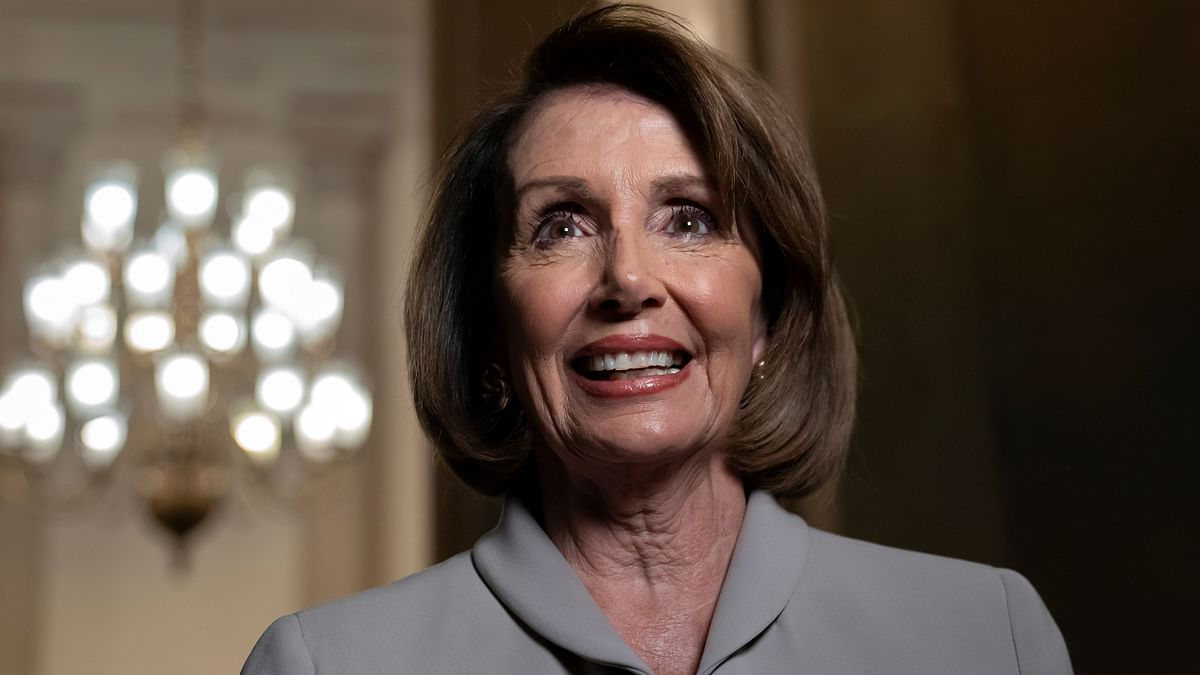 Pelosi Elected Speaker, Will Lead Democrats Confronting Trump