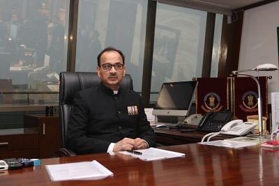 Alok Kumar Verma. (File Photo: IANS)