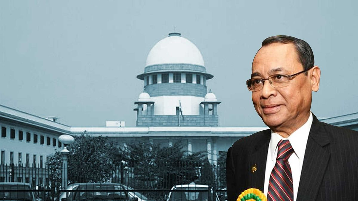 Image of Chief Justice of India Ranjan Gogoi used for representational purposes.