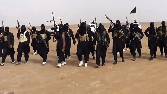 ISIS militants. Image used for representation.
