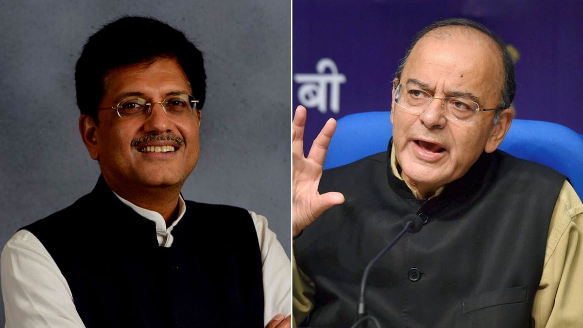 Week Before Budget, Piyush Goyal Becomes Interim Finance Minister