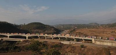Jammu-Srinagar national highway. (File Photo: IANS)