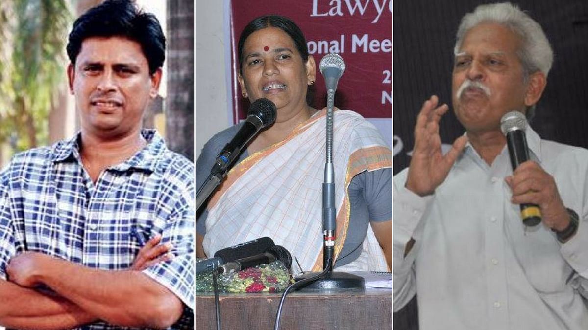 At least five activists were arrested after the Pune police conducted raids across India, on people suspected to have Maoist links in the Bhima Koregaon violence.