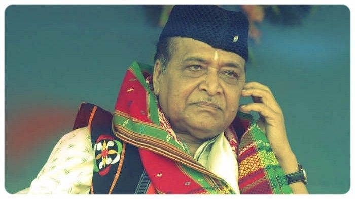File photo of late singer Bhupen Hazarika.