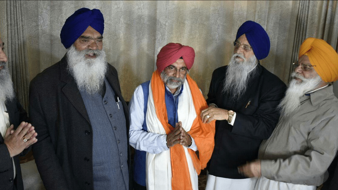 Former Army Chief JJ Singh Joins Party of Rebel Akali Dal Leaders
