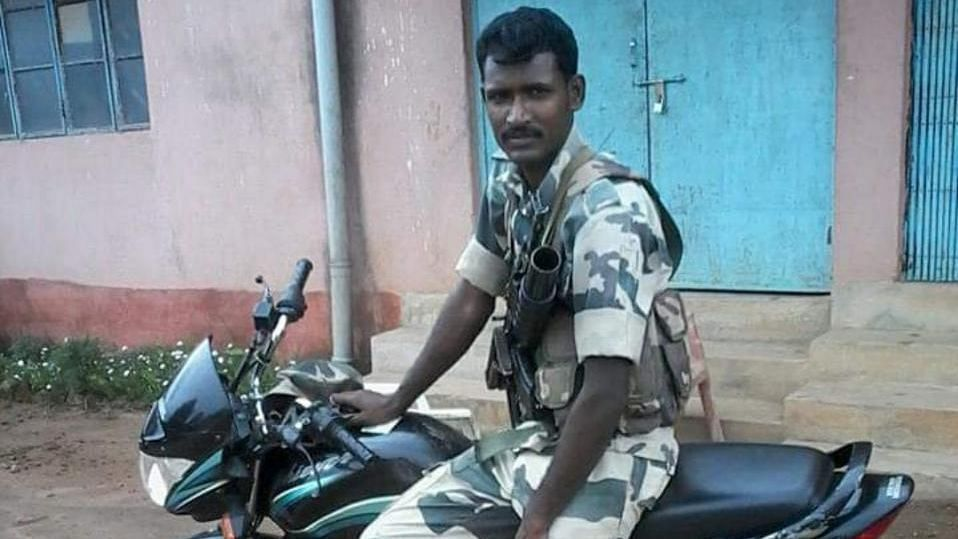 H Guru, a CRPF constable from Mandya, was martyred in the Pulwama terrorist attack on 14 February.