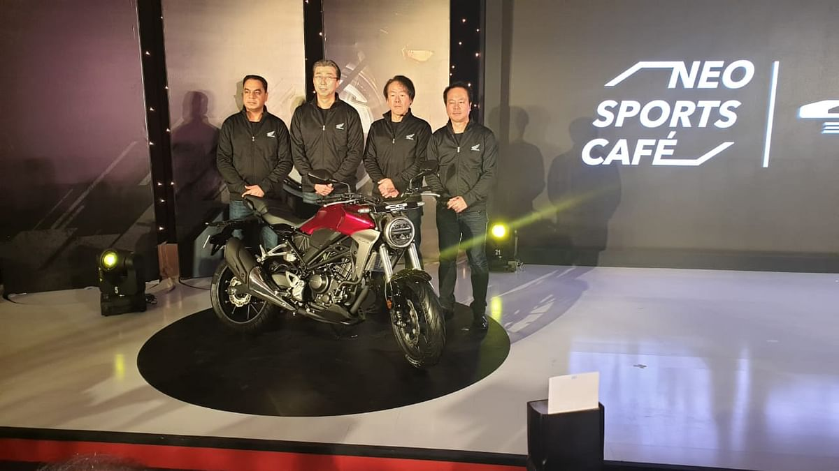 Honda CB300R Launched in India at Starting Price of Rs 2.41 Lakh