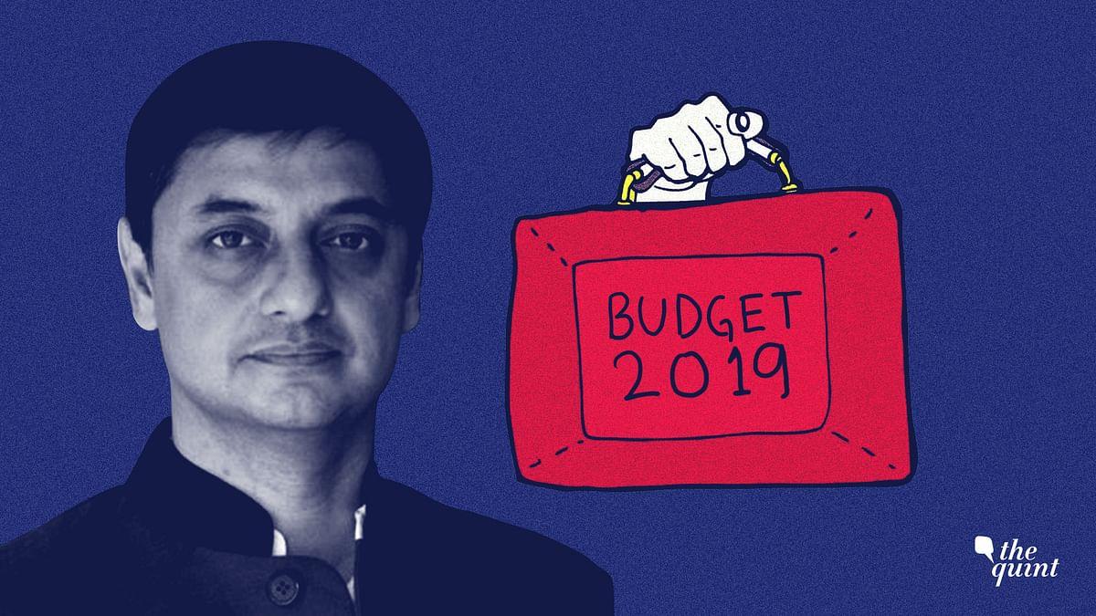 Principal Economic Adviser Sanjeev Sanyal.
