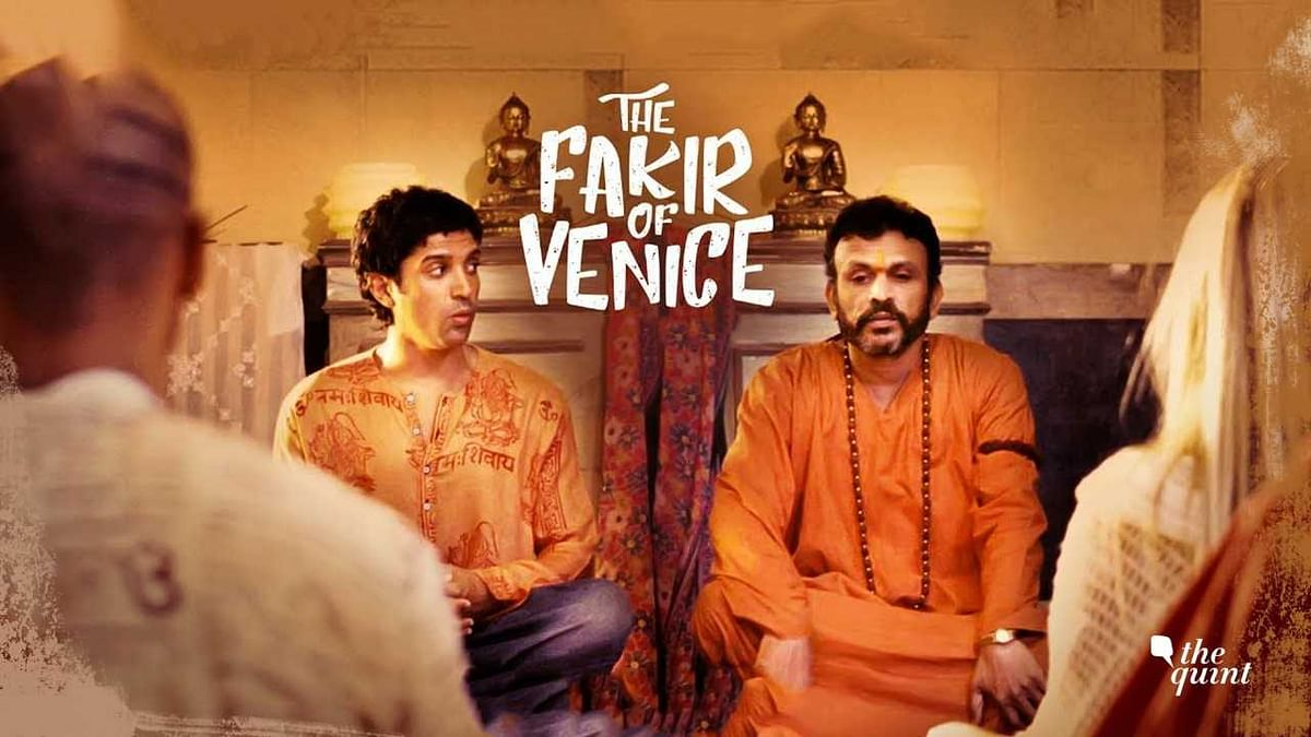 The Fakir of Venice, Farhan Akhtar's intended debut film, turned out to be lacklustre.