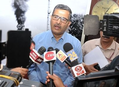 Ashwani Lohani. (Photo: IANS/PIB)
