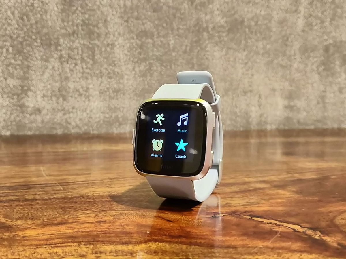 No, it's not the Apple Watch.
