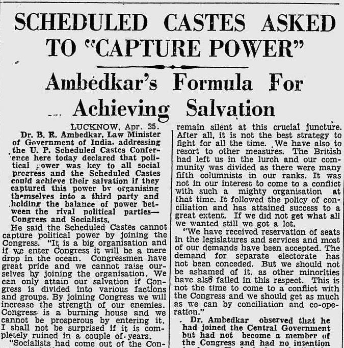 What PM Modi Got Wrong About Ambedkar & Gandhi in His LS Speech