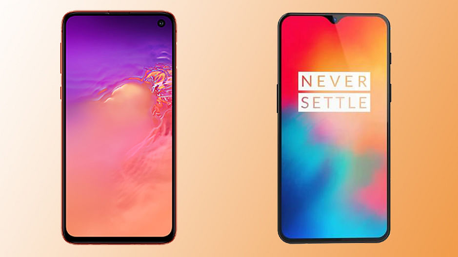 The Affordable Flagship Battle: OnePlus 6T vs Samsung Galaxy S10e