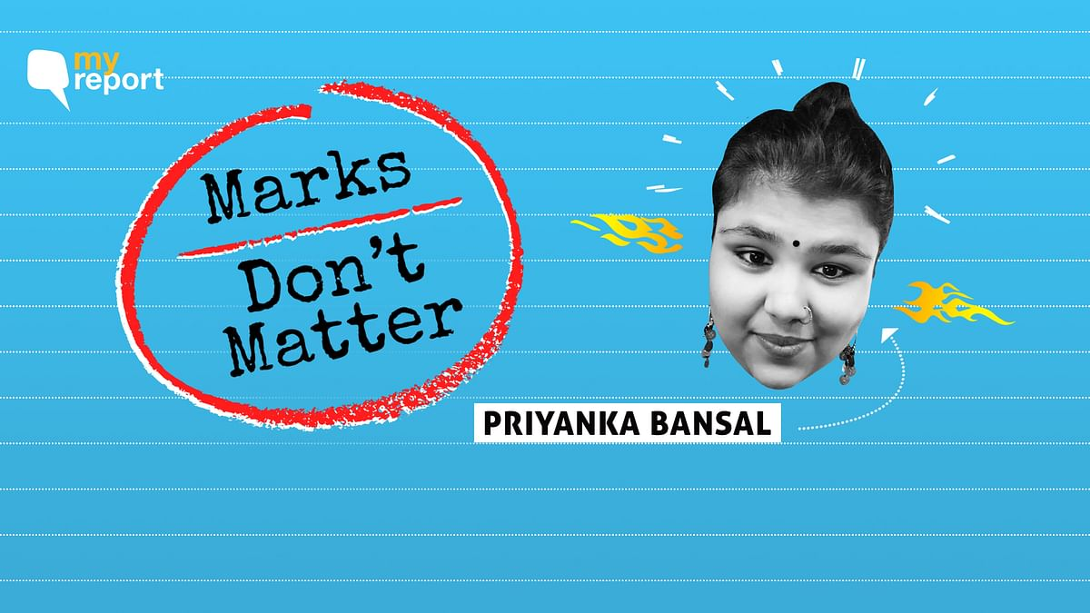 Marks Don't Matter: Your Career Depends on you, not Your Marks